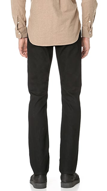 7 For All Mankind Slimmy Slim Straight Foolproof Jeans
