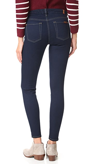 7 For All Mankind The Skinny b(air) Jeans