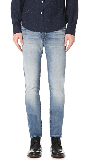 7 For All Mankind Paxtyn Slim Taper Jeans