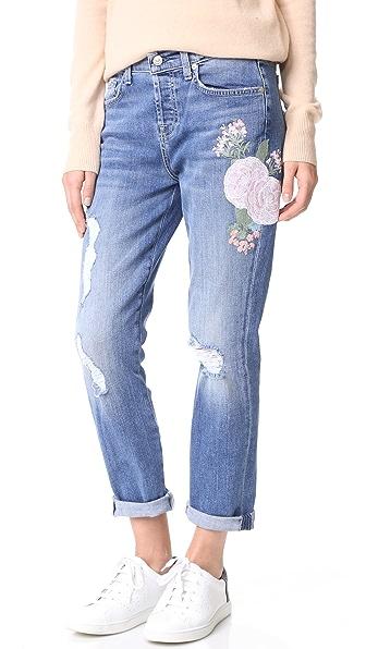 7 For All Mankind Josefina Boyfriend Jeans | 15% off first app ...
