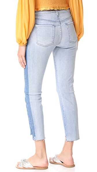 7 for all mankind roxanne ankle jeans blue modesens. Black Bedroom Furniture Sets. Home Design Ideas