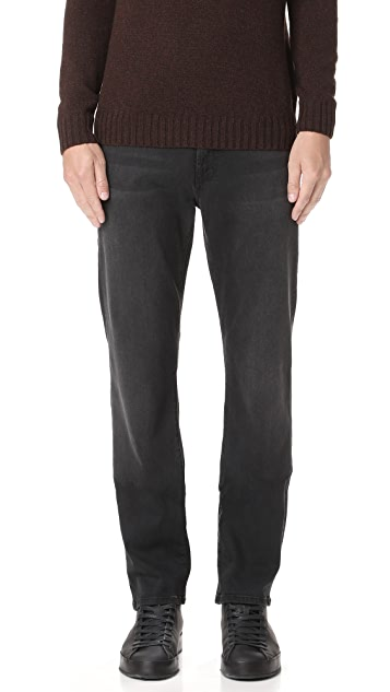 7 For All Mankind Slimmy Luxe Sport Fit Jeans