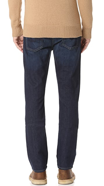 7 For All Mankind Straight Luxe Perfect Fit Jeans