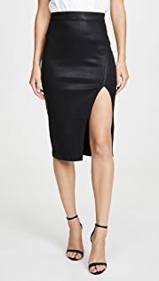 7 For All Mankind Pencil Skirt