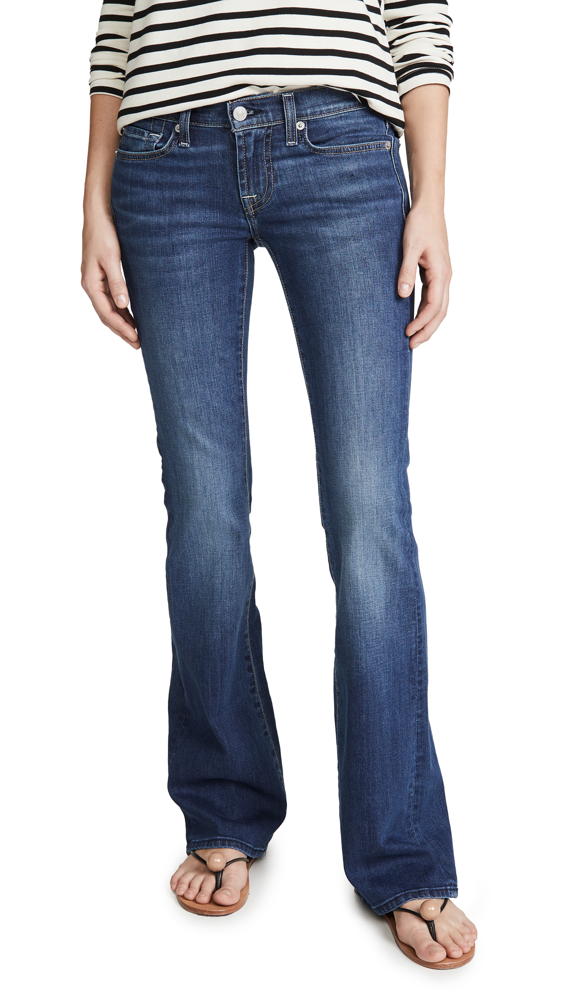 Buy 7 For All Mankind online - photo of 7 For All Mankind The Original Bootcut Jeans