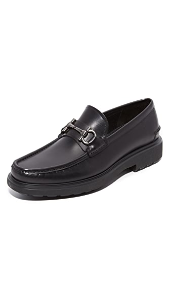 Salvatore Ferragamo Glasglow Bit Loafers