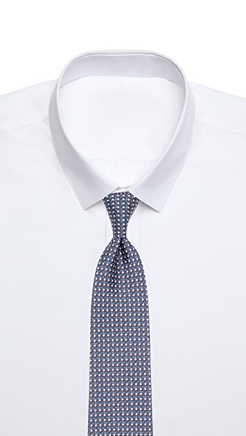 Salvatore Ferragamo Cherry Tie