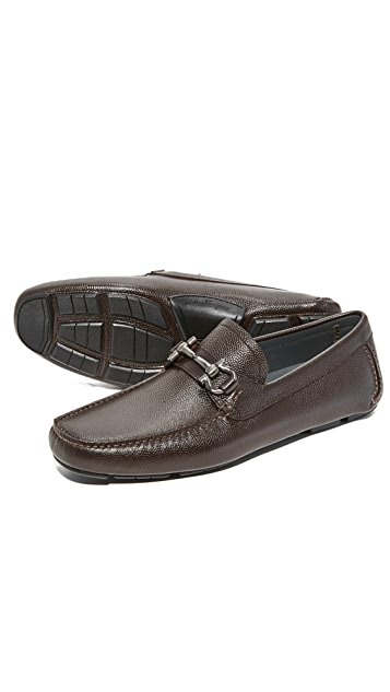 Salvatore Ferragamo Parigi Bit Driver Shoes