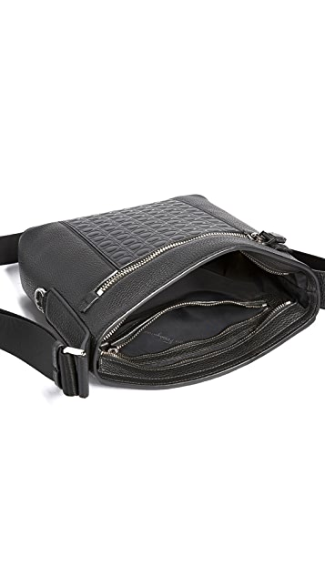 Salvatore Ferragamo Firenze Gamma Messenger Bag
