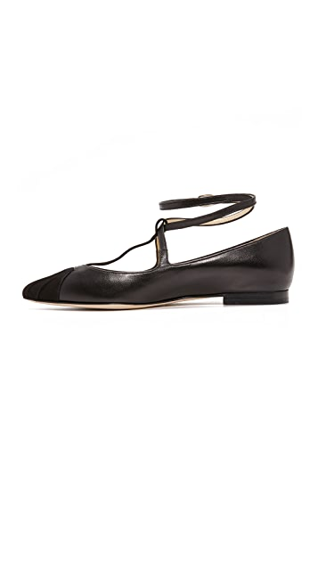 Sarah Flint Nancy Flats