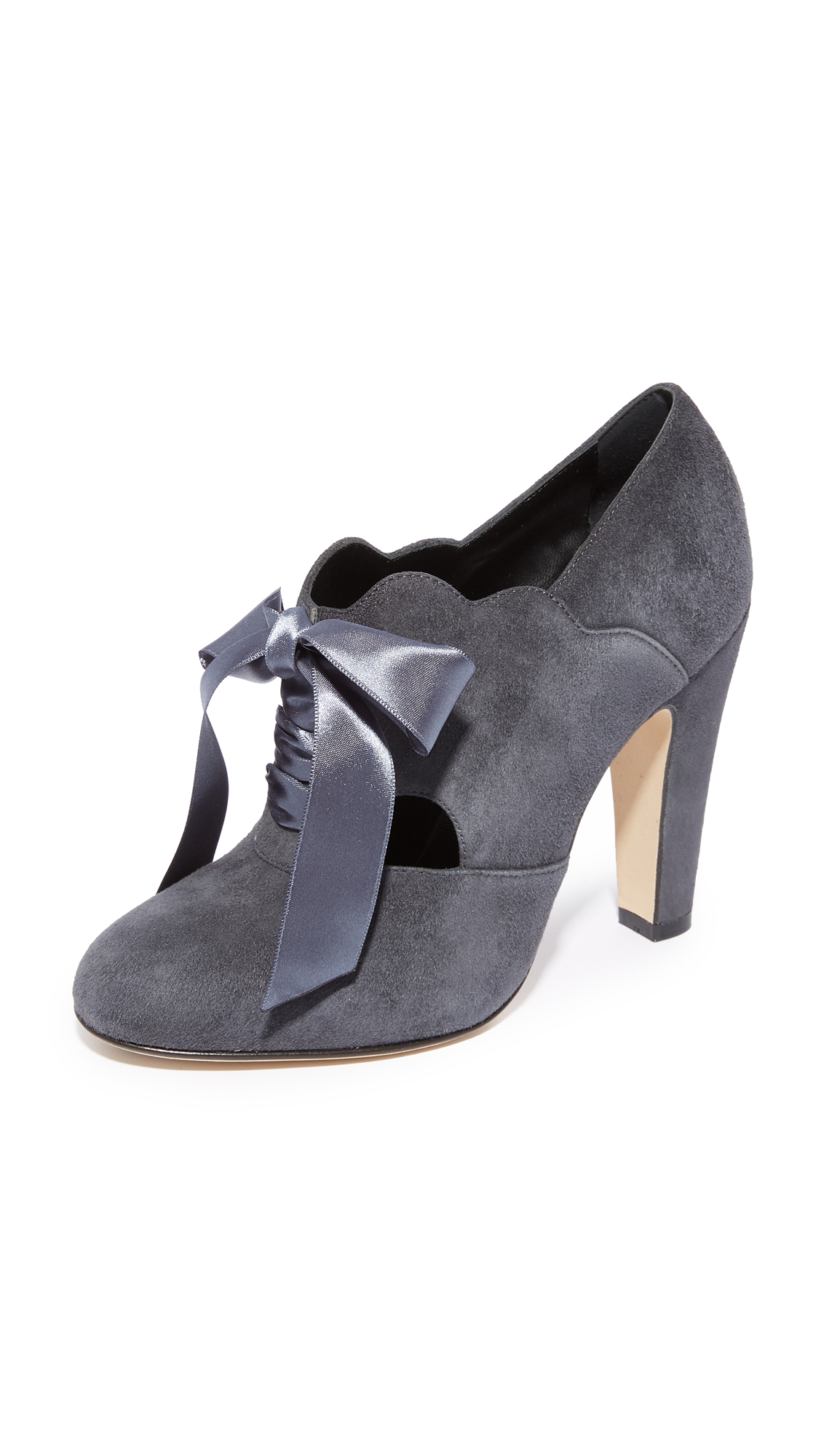 Sarah Flint Mosha Heels - Slate