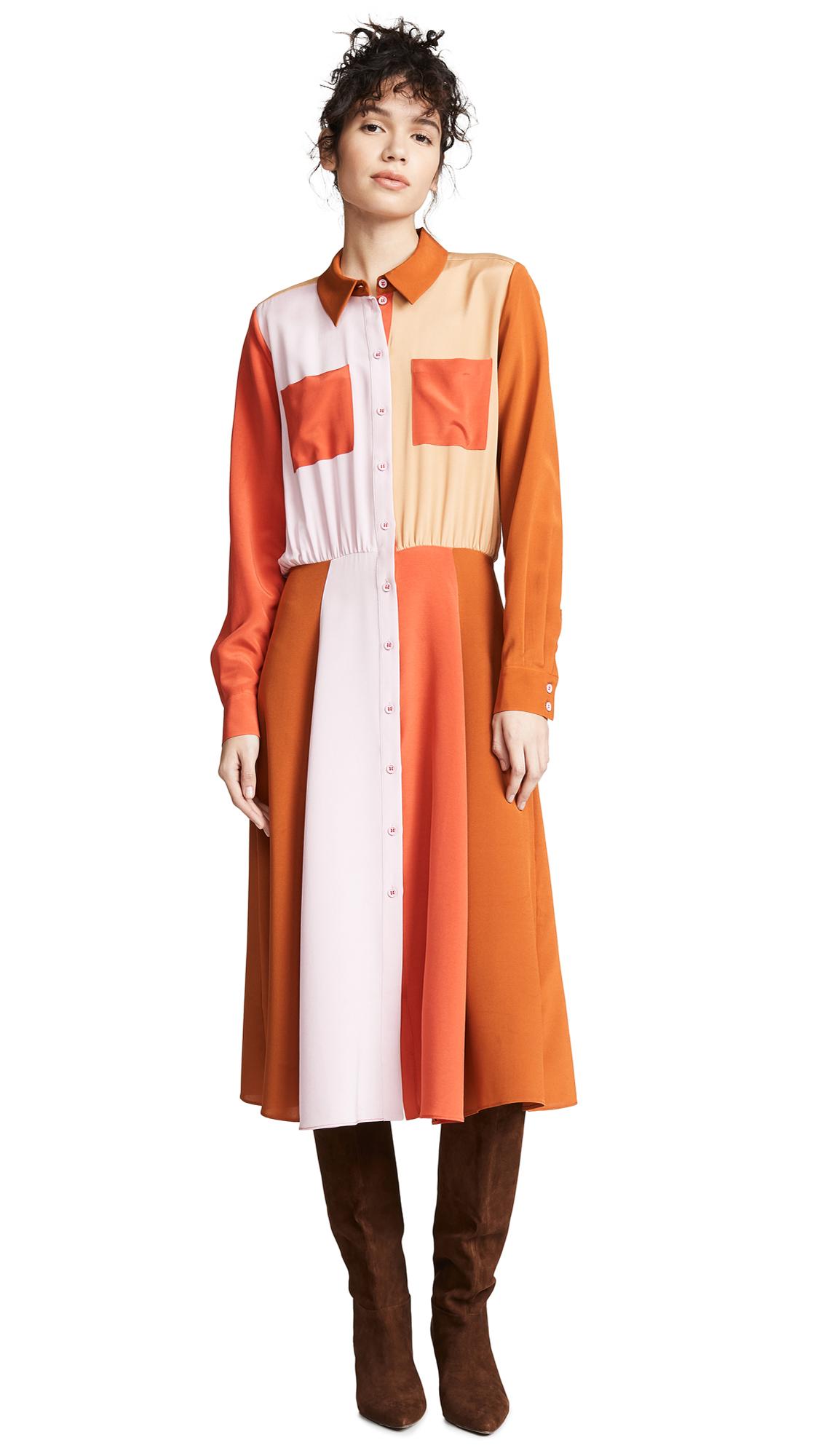Stine Goya Renee Dress - Color Mix