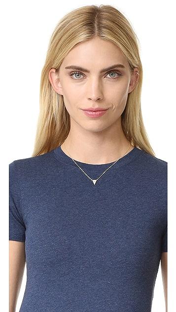 Shashi Spike Necklace
