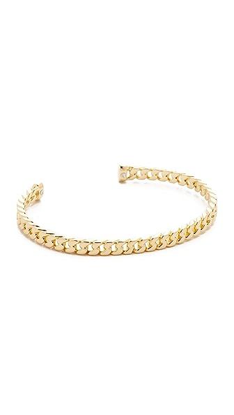 Shashi Lauren Cuff Bracelet