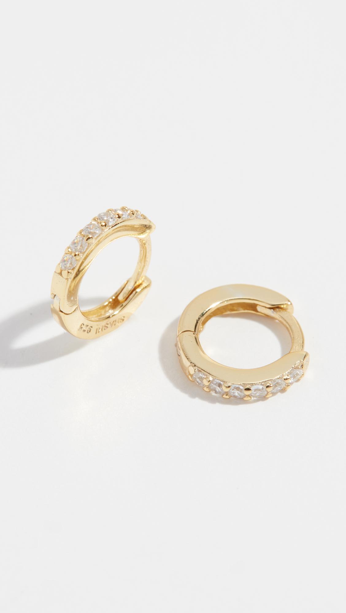 b16c339361f8f Shashi Katerina Hoop Earrings