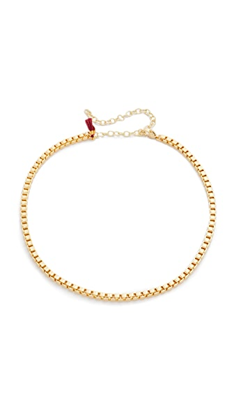 Shashi Vanessa Choker Necklace