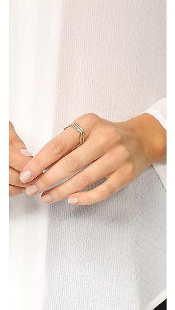Shashi Emily Ring Set