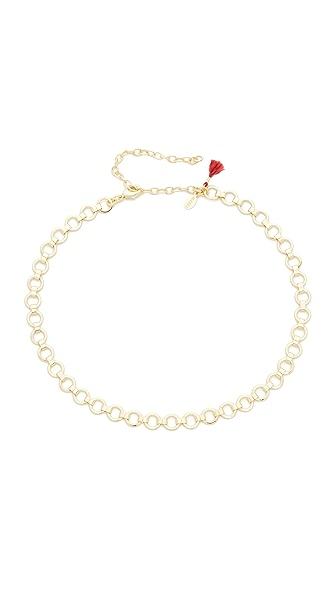 Shashi Cassie Choker Necklace