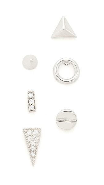 Shashi Emma Stud Earring Set