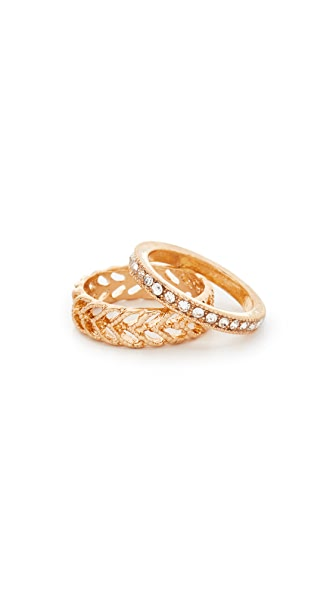 Shashi Pinky Ring Set