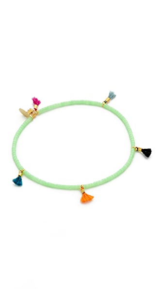 Shashi Morgan Single Bracelet - Mint
