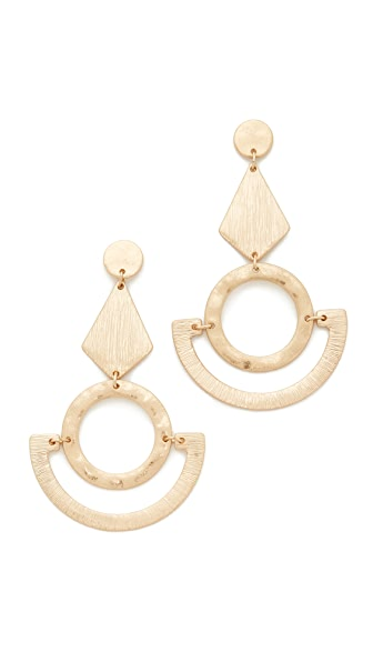 Shashi Abigail Earrings