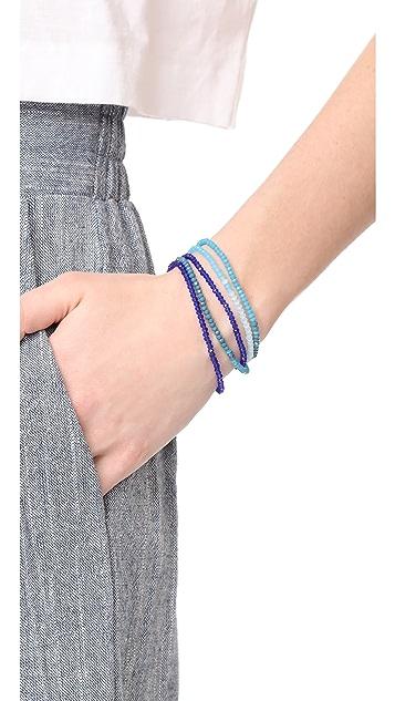 Shashi Ombre Wrap Bracelet