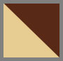коричневый мульти