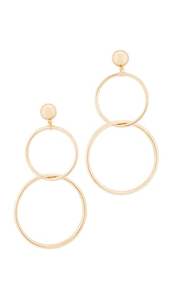 Shashi Talita Earring - Mixed Metals