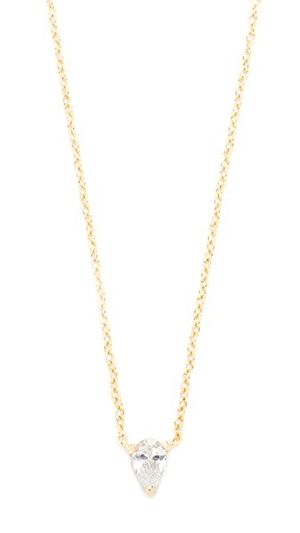 Shashi Kamila Necklace - Gold