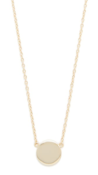 Shashi Dorthy Necklace In Gold