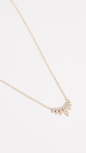 Shashi Wing Necklace