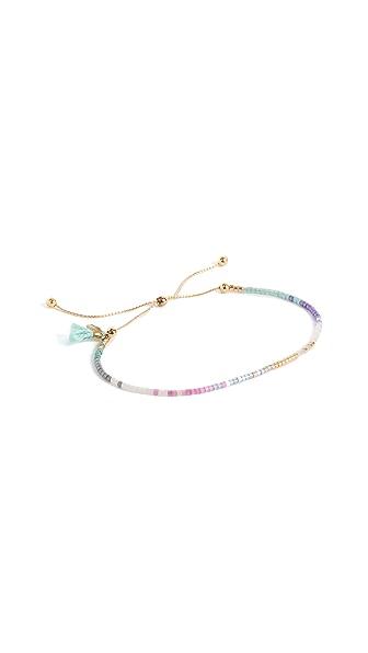Shashi Sam Chain Slide Bracelet at Shopbop