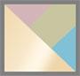 Gold/Pink/Tyedye