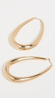 Shashi Bold & Beautiful Hoop Earrings