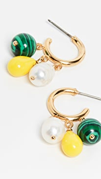 Image result for The Example of Evil Pearl Earrings