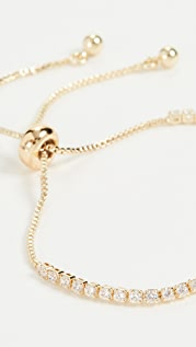SHASHI Cubic Zirconia Tennis Bracelet