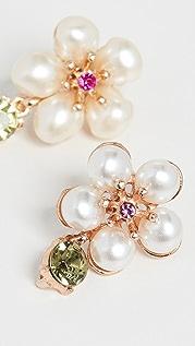 Shashi Sweet Pea Earrings