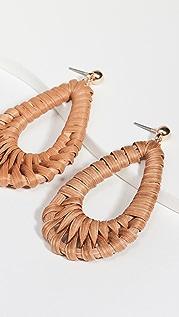 Shashi Marbella Earrings