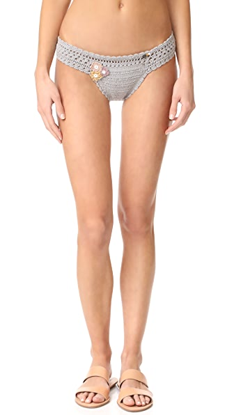 She Made Me Leila Mini Hipster Bikini Bottoms
