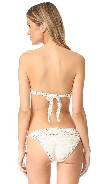 She Made Me Essentials Bandeau Bikini Top