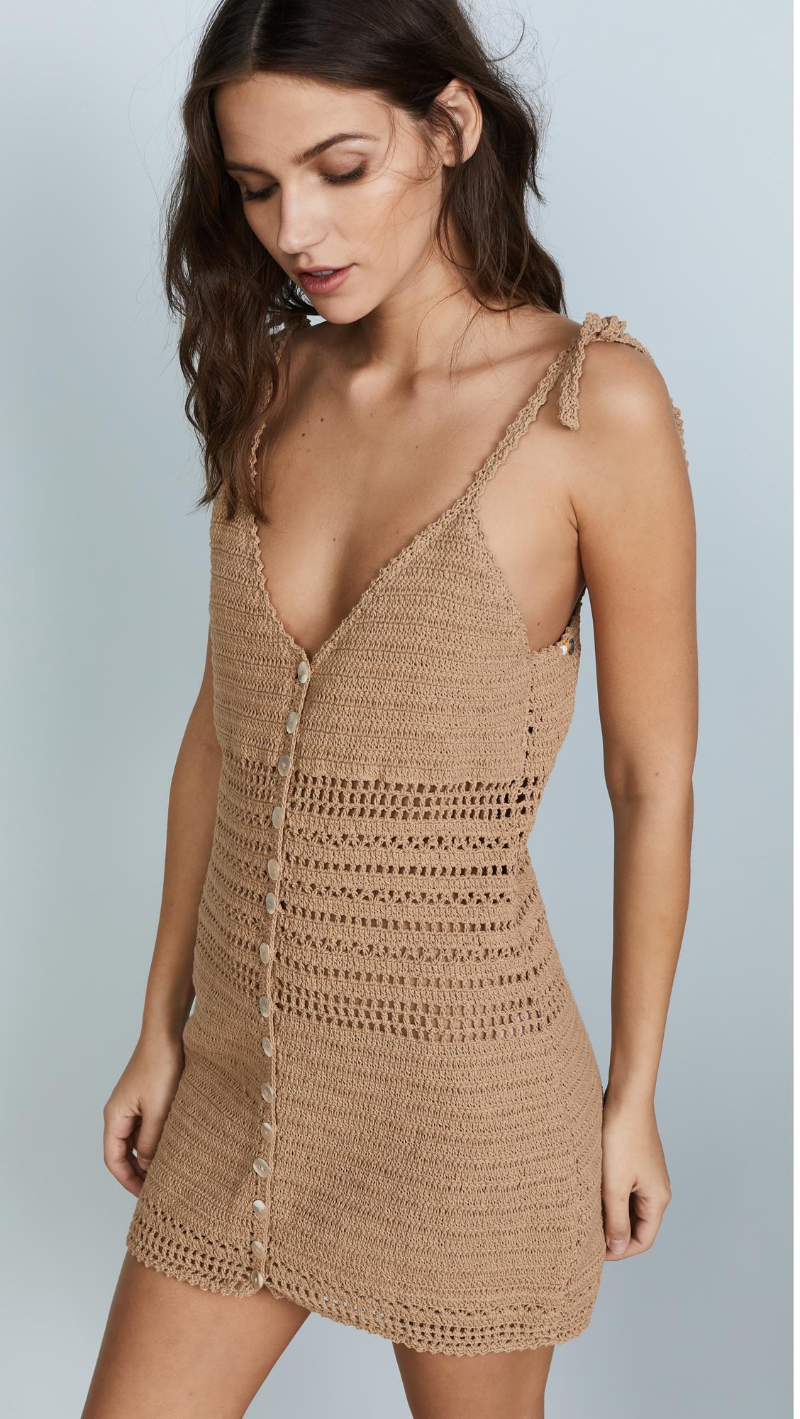 Sita crocheted cotton dress She Made Me tPvj23nxWj