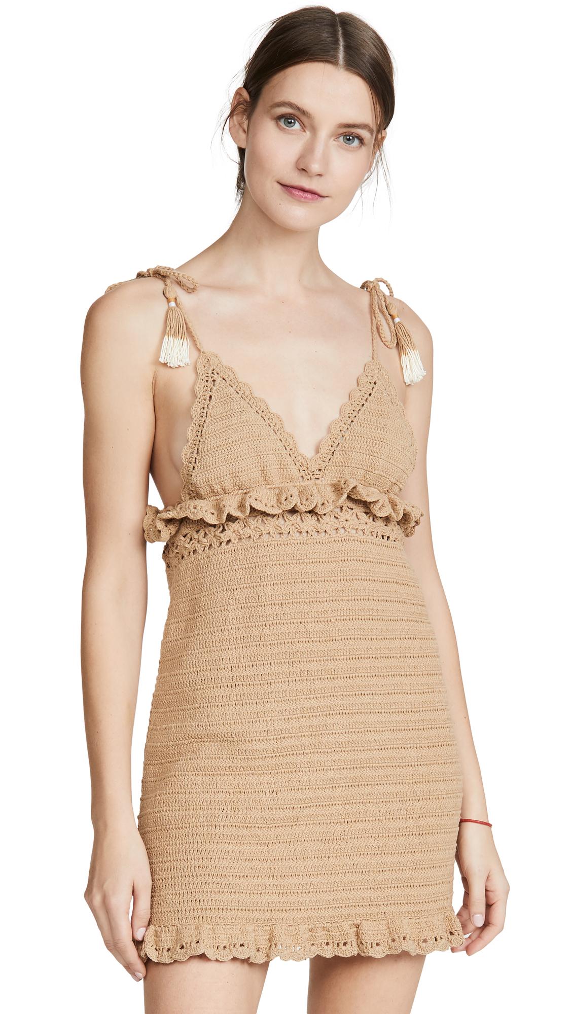 Buy She Made Me online - photo of She Made Me Ila Mini Dress