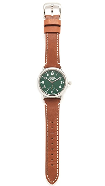 Shinola The Runwell 41mm Watch