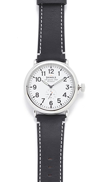 Shinola The Runwell 47mm Watch