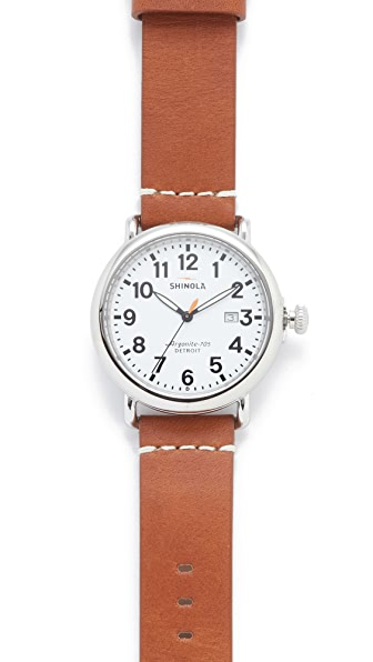 Shinola The Runwell 41mm Watch with Date Window