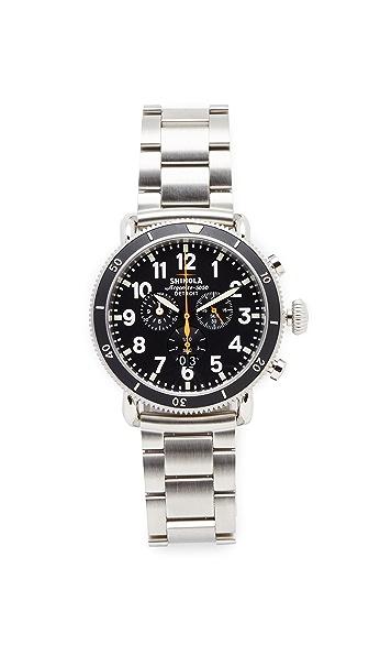 Shinola The Runwell Sport Chronograph 48mm Watch