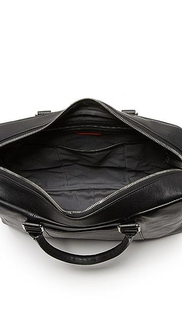 Shinola Slim Briefcase