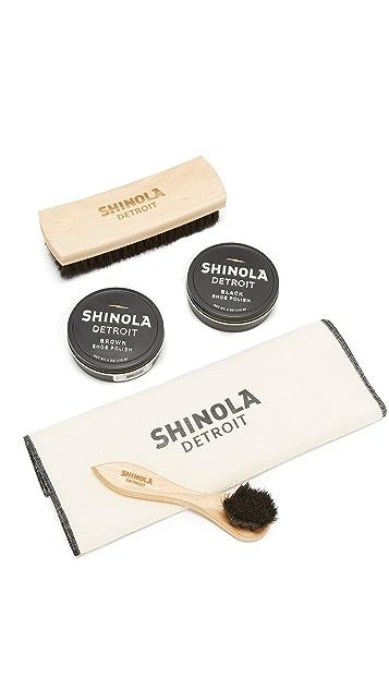 Shinola Shoe Shine Kit