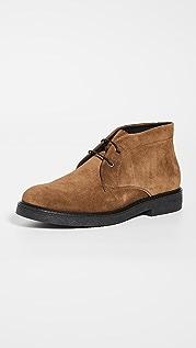 Shoe The Bear Hardy Suede Chukka Boots